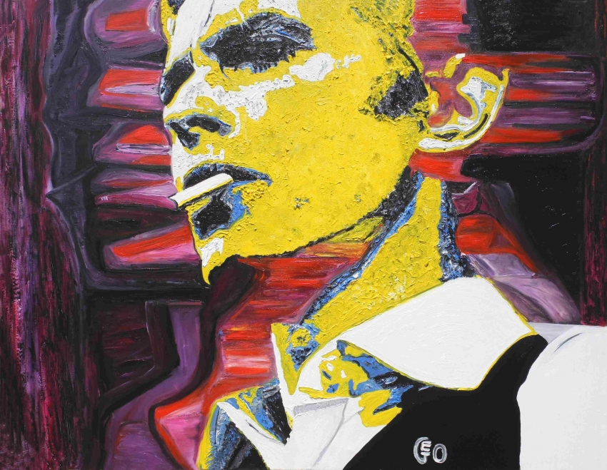 David Bowie by GEO1965